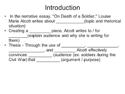 how to write a rhetorical analysis essay rhetorical analysis 3 introduction in the narrative