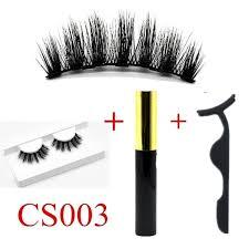 <b>1 Set</b> NEW Magnetic <b>Liquid</b> Eyeliner 3d Mink <b>Magnetic Eyelashes</b> ...