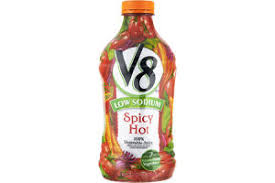 v8 low sodium y hot 100 vegetable juice v8 51000192400 customers reviews listex