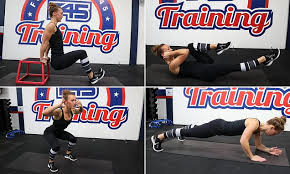 The <b>EIGHT</b> Tabata <b>style</b> exercise moves for an all over <b>body</b> workout ...