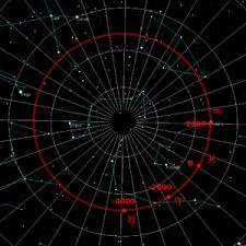 North Celestial Pole Star Chart Celestial Pole Wikipedia