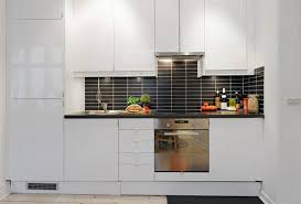 Small White Kitchen Small White Kitchens Buslineus
