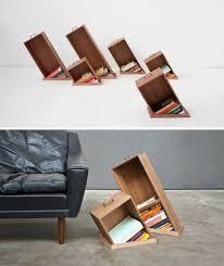 1Optical Illusion Bookshelves
