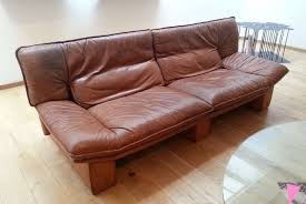 excellent stylish nicoletti leather sofa pair of 1970s 2 seater leather sofas