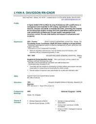 rn resume cover letter examples resume cover letter examples for nurses