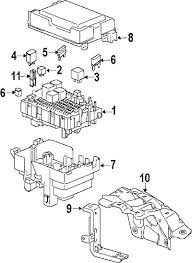 mejores ideas sobre electrical fuse en details about suzuki xl7 07 09 oem electrical fuse box cover lid 3673878j00