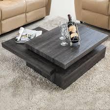 square wood coffee table writehookstudio