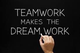 One Team One Dream Quote