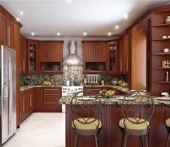 Kitchen Design And Fitting Captivating Kitchen Design Trends With Green Cabinet And Blue Wall