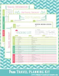 Pinch A Little Save A Lot Free Travel Planning Kit