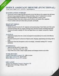 Functional Resume Example Pinterest Functional Resume Resume