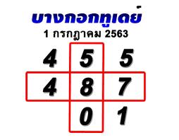 เลขเด็ด 1 กรกฎาคม 2563 เลขเด็ดงวดนี้ 1/7/63 เลขนำโชค 1 ก.ค. 63 - Hipgogo.com