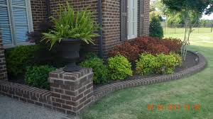 Maintenance Free Garden Designs Cool Front Yard Low Maintenance Landscaping Ideas Photo