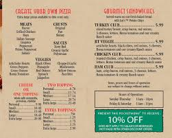 round table pizza slo san luis obispo pizza italian restaurants california restaurant guide