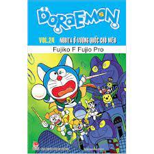 Mua Doraemon Truyện Dài - Tập 24 : Nobita Ở Vương Quốc Chó Mèo Giá Tốt  Nhất, Chính Hãng giá tháng 6/2021