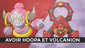 Hoopa Volcanion Events Astuce Pokemon X Y Youtube