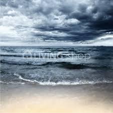 Fotobehang Zee Strand Behangpapier Online