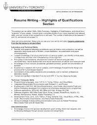 Skills And Abilities On A Resume Elegant Examples Skills Resume