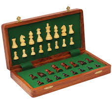 105 Magnetic Wooden Travel Chess Game Wholesale 1000x1000 Inch Chess Set Bulk Buy Handmade Wooden Folding 57