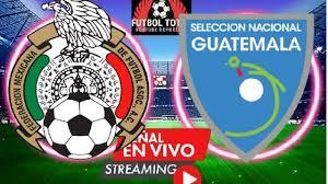 Mexico VS Guatemala EN VIVO Copa Oro ...