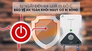 Máy nước nóng hồng ngoại Kangaroo KG588WP 4000W