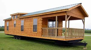 long small house trailer