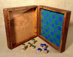 Homemade Wooden Games Homemade wood box Etsy 50