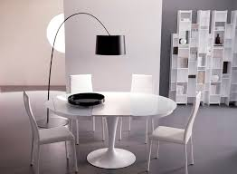 Modern Expandable Round Dining Table Awesome Expandable Table Expandable Dining Table Round