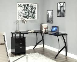 office glass desks. Home Office Glass Desks Desk White With Top Contemporary Black . D