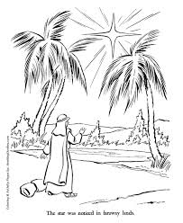 Small Picture Religious Christmas Bible Coloring Pages Christmas Star Coloring