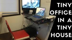 tiny office. tiny office d