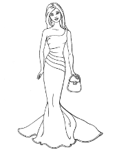 Barbie And Ken Coloring Pages For Girls Topcoloringpagesnet