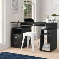 Zipcode Design Writing Desk Zipcode Design Gino Desk Reviews Wayfair