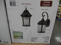 costco lighting fixtures light