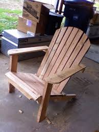 adirondack chairs out of pallets. Fine Out Adirondack Chair Made From Wood Pallets Genius To Chairs Out Of Pallets R