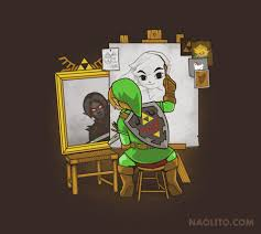 gaming zelda legend of zelda loz tumblr is life naolito gaming ... via Relatably.com
