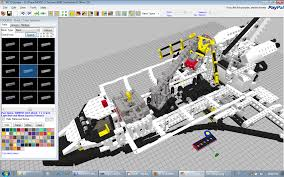 Camera Lego Digital Designer : Sr d builder the most advanced lego cad for pc technic model