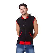 LIFEIDEA Men's <b>Sleeveless Vest Round Neck</b>: Amazon.in: Clothing ...