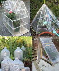 easy diy mini greenhouse ideas creative homemade greenhouses balcony garden web