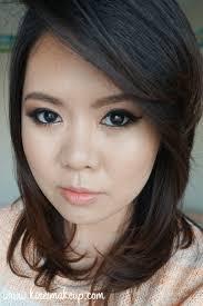 asian smokey eyes kirei makeup