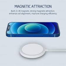Sạc không dây MagSafe 15w cho iPhone 12 hàng cao cấp giá sỉ - Phụ Kiện Điện  Thoại Giá Sỉ
