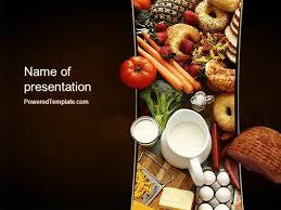 Powerpoint Templates Food Plenty Of Food Powerpoint Template Authorstream