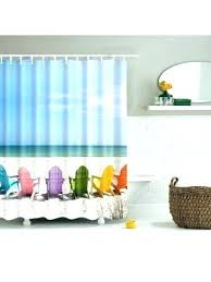 high quality shower curtain sea side shower curtain quality shower curtains high quality seaside design printed