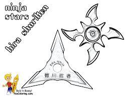 Small Picture Ninja Coloring Page ngbasiccom