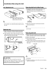 kenwood kdc x994 instruction manual page 69 type your new search above
