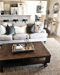 white sofa living room ideas