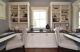 desk home office 2017. Cool Two Person Desk Ideas Home Office 2017