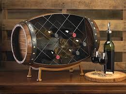 Image Whiskey Cask Wine Barrel Bottle Tabletop Rack Decor Snob 135 Wine Barrel Furniture Ideas You Can Diy Or Buy photos
