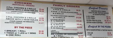 Want to eat at jim's restaurant right now? Jim S Krispy Fried Chicken Menu Mexia Menutex