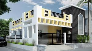 25 awesome single floor house elevations housing loans home plans for build in india